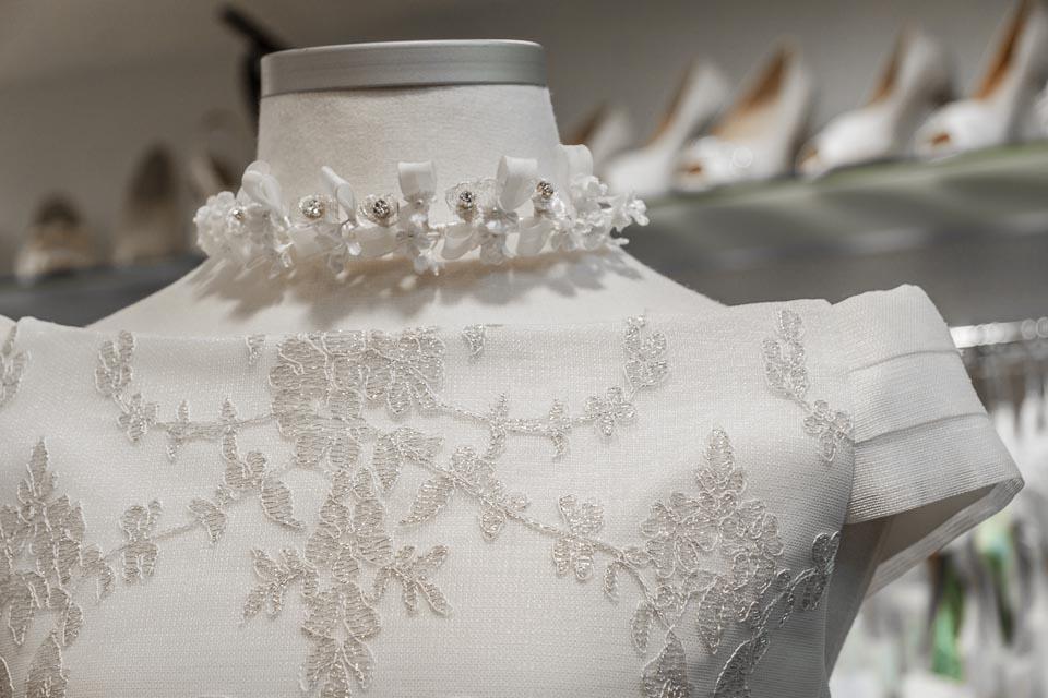 vestidos de primera comunión Sabadell Caterina