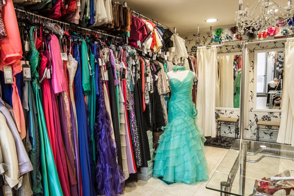 vestidos de madrina Sabadell Caterina